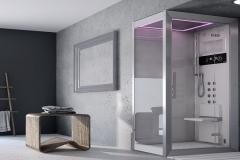 FRAME-120-Shower- bagno turco jacuzzi