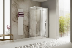 shower-hammam-frame-jacuzzi cloud  -bagnoturco jacuzzi