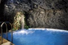 centro benessere - dettaglio piscina