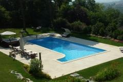 piscine a skimmer