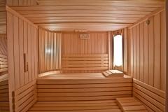 sauna finlandese e bio sauna