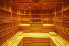 bio sauna  e cielo stellato